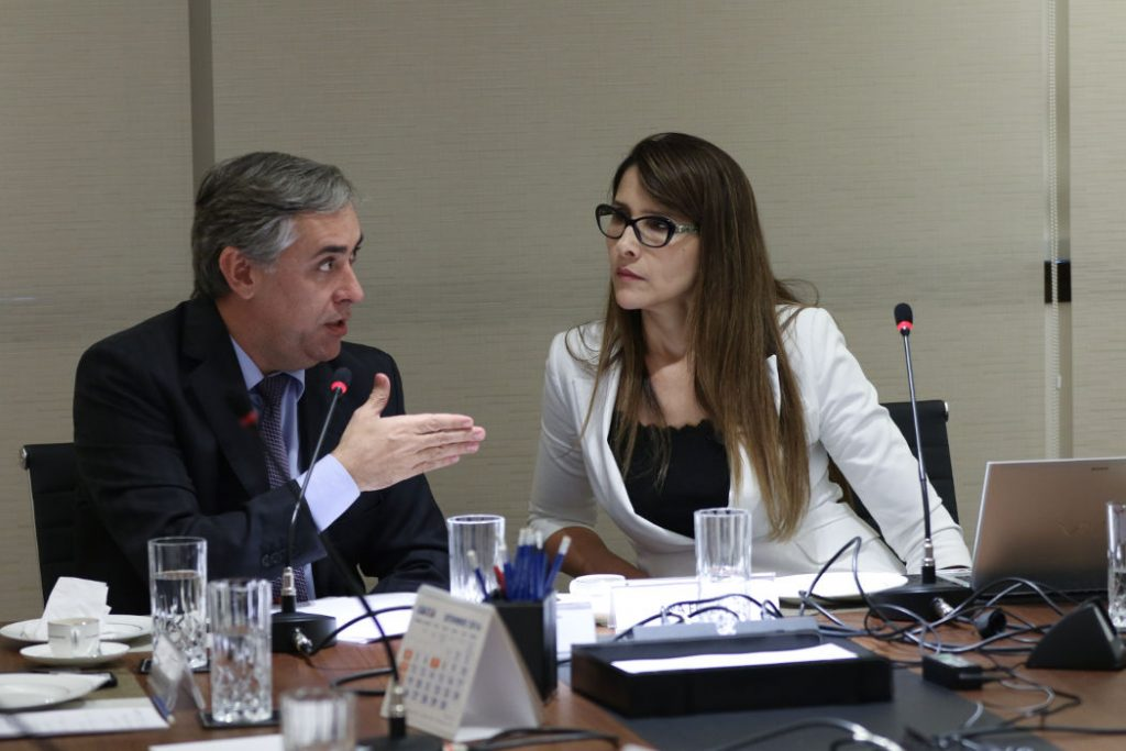 Advogado Adacir Reis e Dra. Ana Frazão