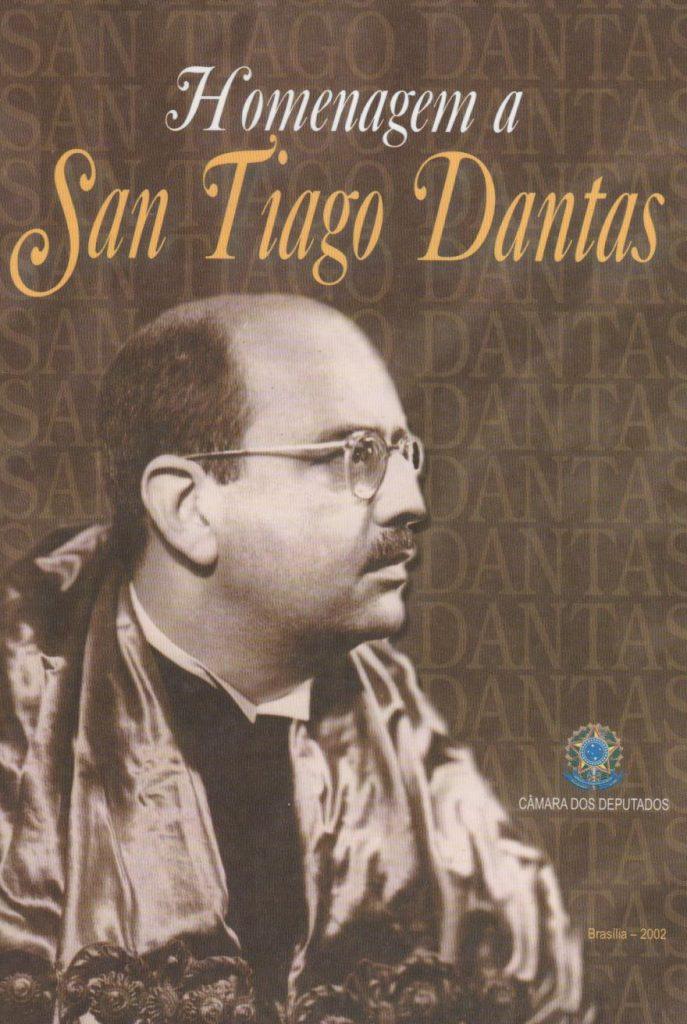 Homenagem a San Tiago Dantas
