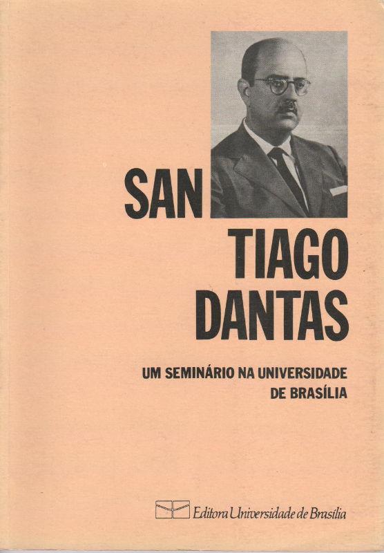 San Tiago Dantas - Um Seminário na Universidade de Brasília